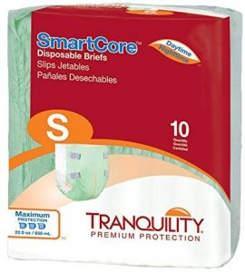 Tranquility SmartCore Disposable Briefs