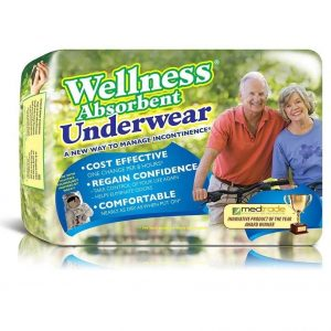Unique Wellness Super-Absorbent Underwear