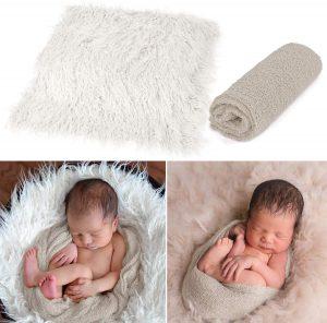 Anivon Set of Baby Blanket