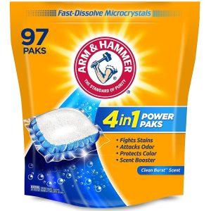 Arm Hammer Laundry Detergent