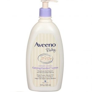 Aveeno Baby Calming Comfort Lotion Best Baby Lotion