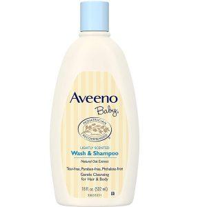 Aveeno Best Baby Shampoo