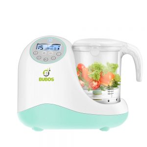 B.Bubos 5-in-1 Smart Baby Food Maker