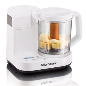Baby Brezza Blender And Cooker