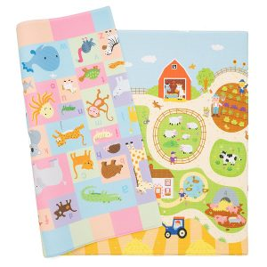 Baby Care Busy Farm Best Baby Play Mat