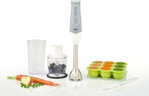 Baby Food Maker And Immersion