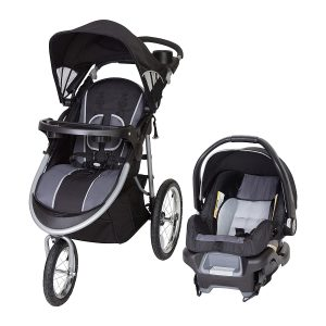 Baby Trend Pathway 35 Jogger Baby Travel System