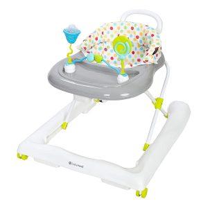 Baby Trend Trend 3.0 Activity Walker Yellow Sprinkles