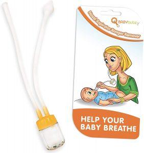 BabyBubz Baby Nasal Aspirator