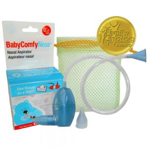 BabyComfy The Snotsucker Baby Nasal Aspirator