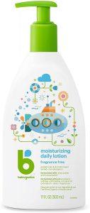 Babyganics Fragrance-free Daily Lotion