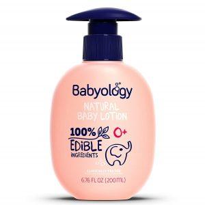 Babyology Natural Baby Lotion