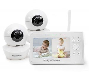 Babysense Baby Monitor, With Night Vision