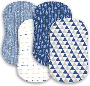 Baebae Bassinet Bed Sheets
