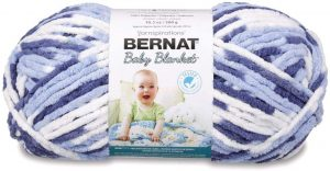 Bernat Baby Blanket Collection, Pink Dreams