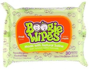 Boogie Wipes, Wet Wipes