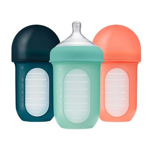 Boon NURSH Silicone Pouch Bottle
