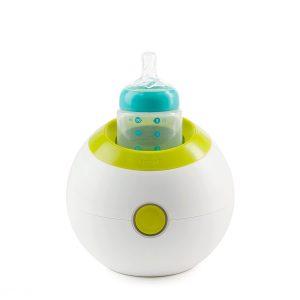 Boon Orb Green Baby Bottle Warmer
