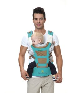 Brighter Ergonomic Baby Carrier