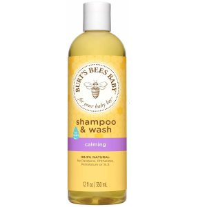 Calming Baby Wash And Shampoo