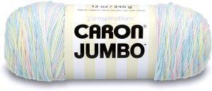 Caron Jumbo, Rainbow Ombre Yarn