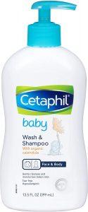 Cetaphil Shampoo And Body Wash
