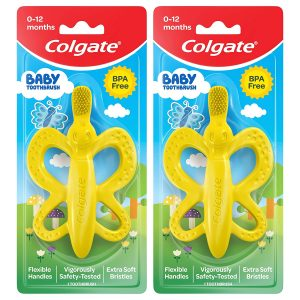Colgate Baby Butterfly Toothbrush