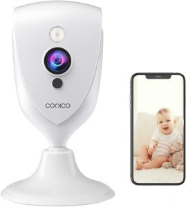 Conico 1080P HD Baby Monitor