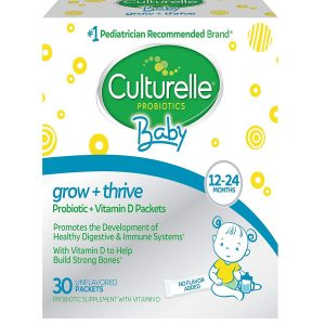 Culturelle Baby GrowBest Baby Probiotic