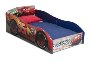 Delta Disney Pixar Wood Toddler Bed