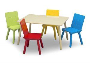 Delta Kids Table & Chair Set