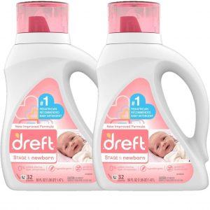 Detergent Dreft Stage 1 Newborn Liquid