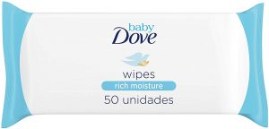 Dove Baby Wipes Rich Moisture