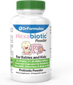 DrFormulas Nexabiotic Probiotic Powder