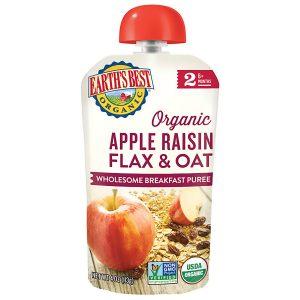 Earth's Best Apple Raisin
