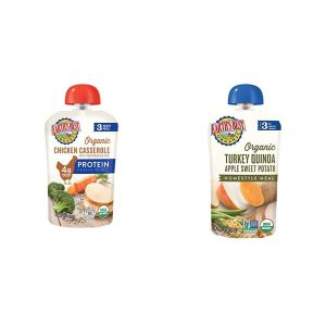 Earth's Best Organic Stage 3 Baby Food, Homestyle Chicken Casserole