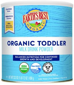 Earth's Best Organic Vanilla