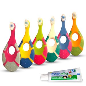 Ecovona Baby Toothbrush