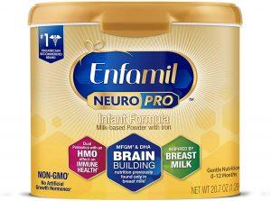 Enfamil Brain Building Nutrition
