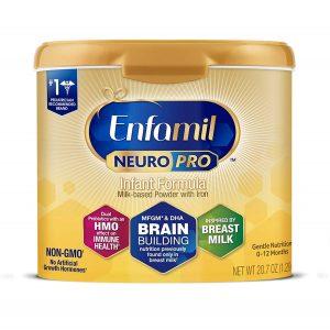 Enfamil NeuroPro Milk-Based Infant Formula