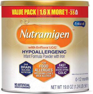 Enfamil Nutramigen Hypoallergenic Infant Formula