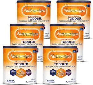 Enfamil Nutramigen Hypoallergenic Toddler Formula