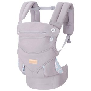 Ergonomic Infant Backpack Holder