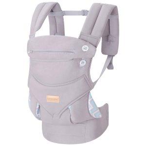 Ergonomic Infant Backpack Holder