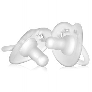 Evenflo Pack Of 2 Cylindrical Shape Pacifiers