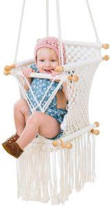 FUNNY SUPPLY Hanging Swing