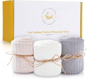 First Lansing Set High-Quality Baby Wrap