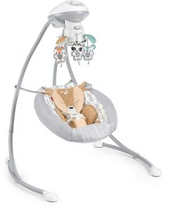 Fischer-Price Fawn Meadows Cradle 'n Swing