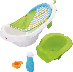 Fisher-Price Multicolor 4-in-1 Sling 'n Seat Tub