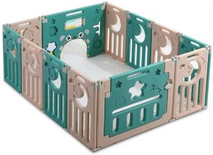 Fome Toys Foldable Baby Playpen